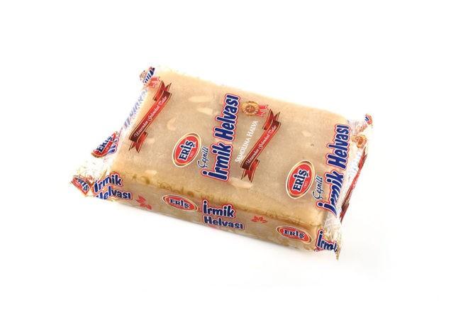 Халва манная с арахисом 400 гр